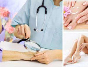 Грибковые инфекции кожи, волос и ногтей